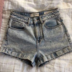 PAC SUN denim shorts [HIGH WAISTED] 🌻